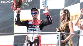 "SBK: Melandri: ""At Phillip Island my dream came true"""