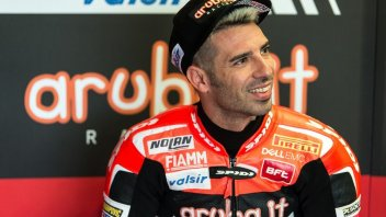 "SBK: Melandri: ""Tomorrow I'll be on track chasing a dream"""