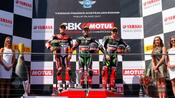 SBK: Rea-Davies controversy: post-race tension