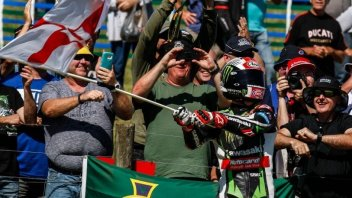 "SBK: Rea: ""My tactic worked to perfection"""