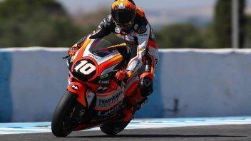 """Moto2: Marini: """"Ho imboccato la strada giusta"""""""