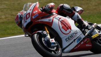 Moto2: Test Jerez: Nakagami davanti alla KTM di Oliveira, 3° Pasini