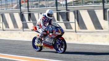 Moto3: Test Jerez: Fenati davanti a tutti, 6° Bastianini