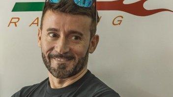 """MotoGP: Biaggi: """"Rossi è stato più scaltro e forte di me"""""""