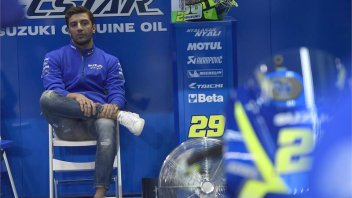 "MotoGP: Iannone ""My fault, I can't afford to throw away these kinds of races"""