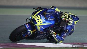MotoGP: Iannone: 10° tempo? sul passo sono vicino ai migliori
