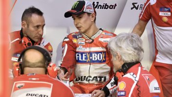 MotoGP: Lorenzo: 8th time? I only used hard tyres