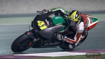 MotoGP: Aleix Espargarò: con l'Aprilia il bicchiere è mezzo pieno