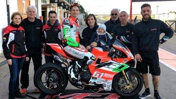 SBK: Menghi ritrova la Superbike un anno dopo Phillip Island