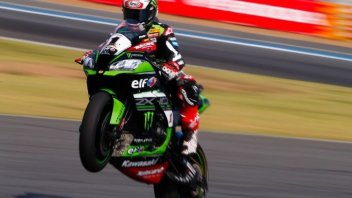 "SBK: Rea: ""With these Pirellis I can be even faster"""