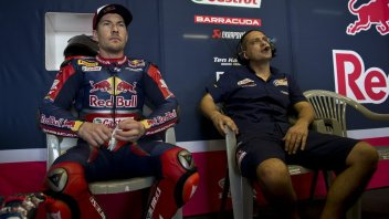 """SBK: Hayden angry: """"Riding like this is frustrating, I'm not confident"""""""