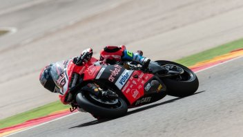 SBK: Melandri: I'll battle for the podium, but with a different finale than at Chang