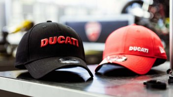 "News Prodotto: Ducati e New Era: ""mettetevelo... in testa"""