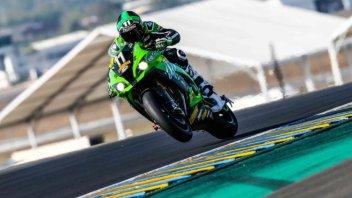 SBK: EWC, 24h Le Mans: Kawasaki SRC si prende pole e warm-up
