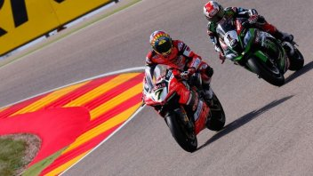 SBK: Davies beats Rea in Race 2, Melandri third