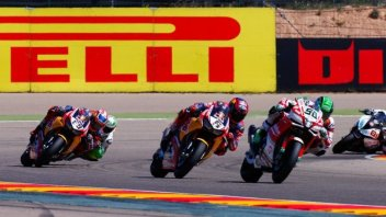 SBK: The Superbikes back on track at Aragon