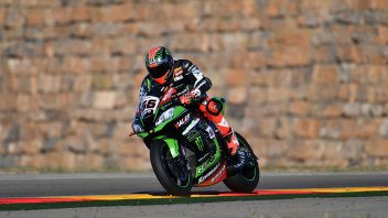 SBK: Sykes chiude in bellezza i test di Aragon beffando Rea