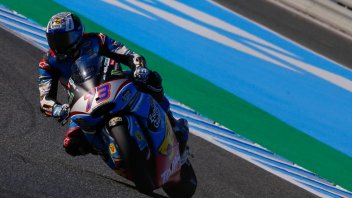 Moto2: Historic win by Alex Marquez at Jerez, Bagnaia 2nd