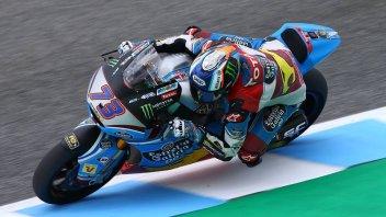 Moto2: FP3: Marquez beffa Morbidelli e si prende la vetta