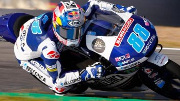 Moto3: Pole da record di Martin a Jerez, battuti Canet e Fenati
