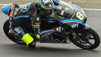 Moto3: FP3: doppietta italiana, Bulega davanti a Dalla Porta