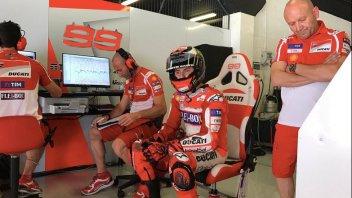 MotoGP: Test Barcellona: Lorenzo il più veloce al mattino