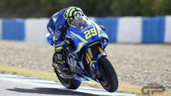 MotoGP: Iannone: finalmente freno come voglio