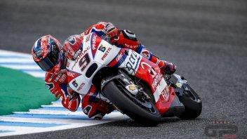MotoGP: Petrucci: oggi non tutti hanno rischiato