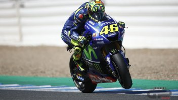 MotoGP: Rossi 21° nei test a Jerez: c'è da preoccuparsi