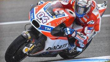 MotoGP: FP2: Piove sul bagnato a Le Mans, 1° Dovizioso