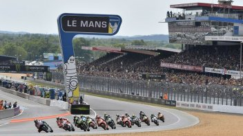 MotoGP: Michelin: tyres optimised for Le Mans