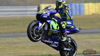 MotoGP: Rossi: the position isn't good but the sensations are