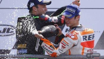 MotoGP: Dani Pedrosa in scia a Rossi ed Agostini