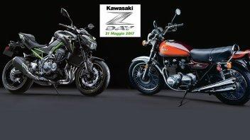 """News Prodotto: Kawasaki: arriva lo """"Z Day"""" il 21 maggio a Vairano"""