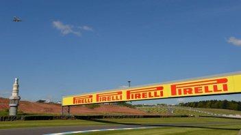 SBK: Pirelli a Donington con quasi 5000 pneumatici