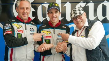Moto2: Alex Marquez to stay in Moto2 in 2018