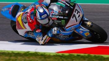 Moto2: FP2: Marquez davanti a tutti, 3° Corsi