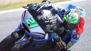 Moto2: FP1,Italiani al top: Morbidelli e Pasini dominano al Mugello