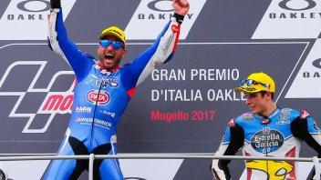 Moto2: Pasini: il mio cuore diviso tra Mugello e Misano