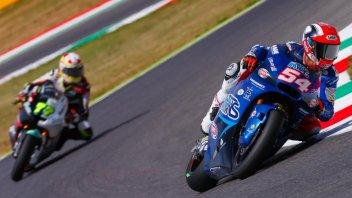 Moto2: FP3: Pasini si prende la vetta, 3° Corsi