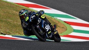 Moto3: WUP: Bulega svetta su Fenati