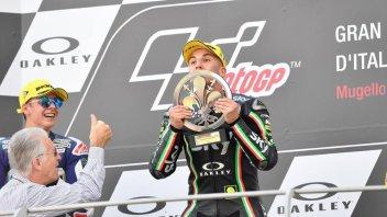 """Moto3: Migno e la VR46: """"Per me Rossi è un dono del Signore"""""""