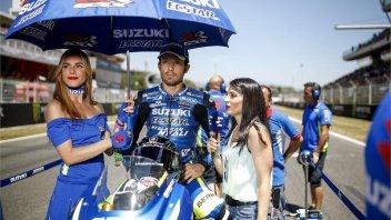 MotoGP: Guintoli: La Suzuki? Una Supercar col cuore che batte 30 volte di più