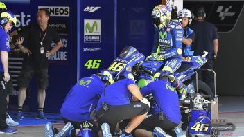 MotoGP: Rossi: Riding in Barcelona has become a nightmare