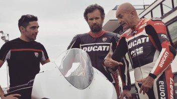 MotoGP: Carlo Cracco 'cooks' the Ducati in Misano