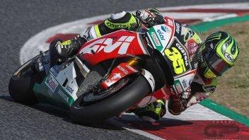 MotoGP: FP2: Crutchlow sorprende Dovizioso, tutti i big dietro