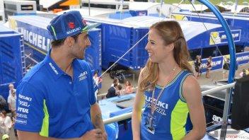 MotoGP: Carolina Kostner: guiderei una moto... senza dirlo a mamma