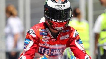 MotoGP: Lorenzo: continuo a migliorare, ma non abbastanza