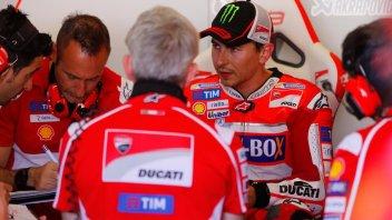 MotoGP: Lorenzo: partenza positiva, ma non traiamo conclusioni