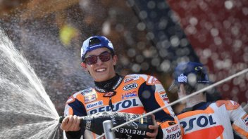 "MotoGP: Marquez: ""Better to crash in practice than in the race"""